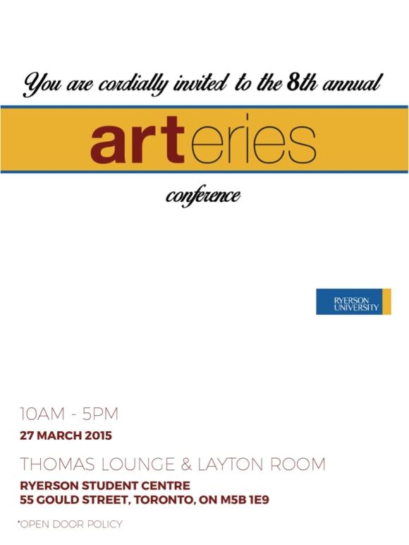ARTeries Invitation