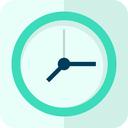 Clock_Icon_FlatGreen