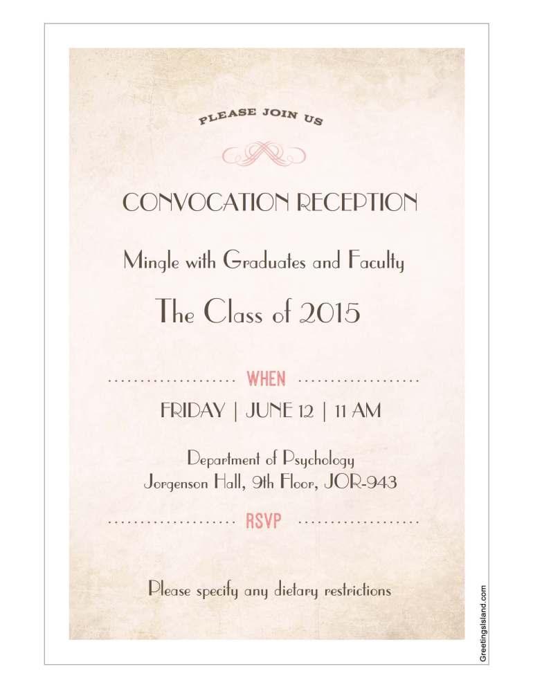 Grad invite 2015 2nd