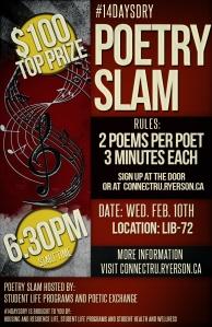 #14Days Poetry Slam Final