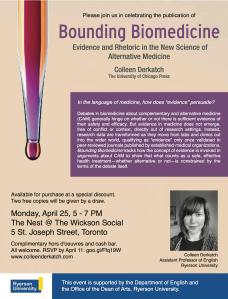 Bounding Biomedicine launch-April 25
