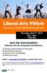 Liberal Arts @ Work
